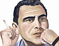 Rod Serling TV Guide Cover