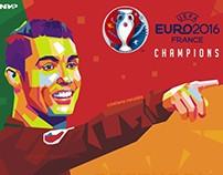 CRISTIANO ON WINNING EURO 2016