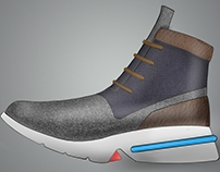 Cole Haan Nike Air Max Concept Sketch