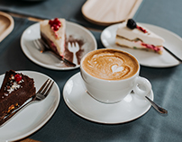 Food and Coffee Photography Collection/ 2018