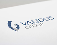 Validus Group Branding