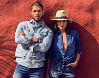 JC Denim Desire Campaign