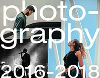 Portraits | 2016-2018