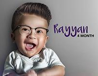 MY BELOVED SON MUHAMMAD FIRASH RAYYAN