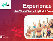 Experience HD Live Video Streaming Script From Livza
