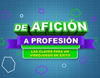 MWC' 16 // De Afición a Profesión