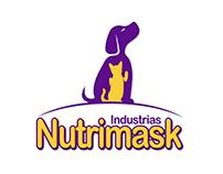 Papeleria y Logotipo: Industrias Nutrimask