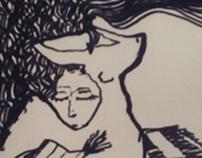 What happens inside the sketchbook