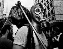 #YouStink Anti-Government Protest - Photojournalism