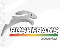 Rediseño Logotipo Roshfrans