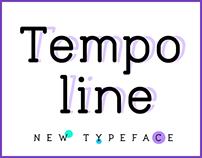 Tempoline - New Sans Serif Font