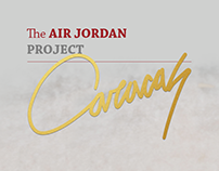 The AIR JORDAN Project / CARACAS