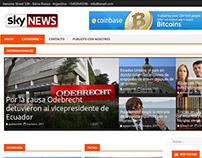 Demo portal noticias