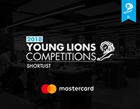 Shortlist Young Lions Cyber - Colombia 2018
