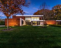 Old Westbury Residence by Mojo Stumer Associates