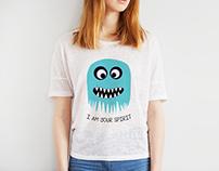 I am your spirit T-Shirt Design