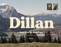 MADE Dillan | Font