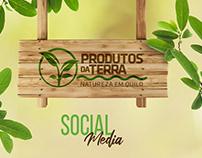 Produtos da Terra   Social Media