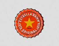 Estrella Damm - Tarjeteros Festivales