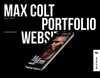 Max Colt Portfolio Website