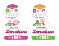 Sensimo packaging design