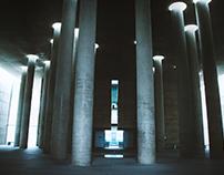 Crematorium Baumschulenweg / Berlin