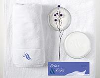 Alcyone | Resorts ▲ Branding