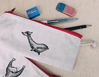 Illustrations on Cotton Fabrics