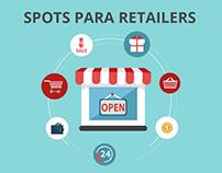 Spots para retailers