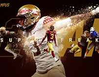 NFL Network: Back to Campus: Derwin James