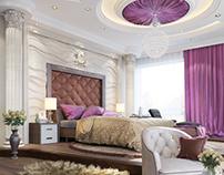 Villa (abo Tallal)  master bedroom
