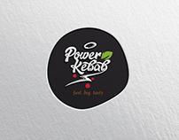 Power Kebab Logotype