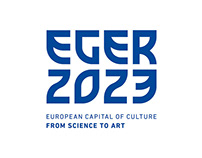 EGER 2023 / branding project for Eger City
