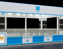 Kara Gold kiosk Dubai