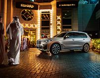 BMW X7 Ramadan Campaign