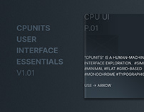 CPUnits UI Essentials