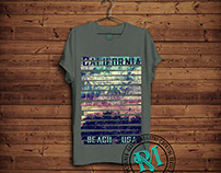 Beach Graphic Tees