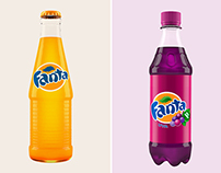 FANTA NARANJA & UVA - Packshots 2015