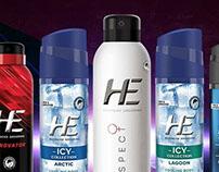 """He Deodorant """"Din bhar chaley"""" TVC"""