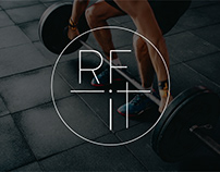 RFit - Logo and Branding