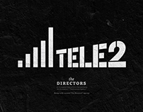 Tele2 / Various Projects - 2017