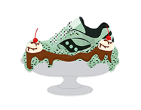 Saucony Mint Chocolate Ship Scoop Pack