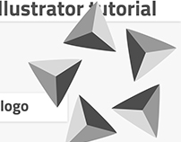 How to create Star Alliance logo in Adobe Illustrator