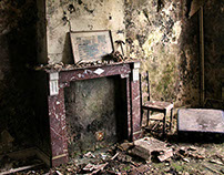 The big lonely house - URBEX