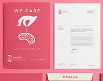MMIASA - NGO Logo & Poster Design