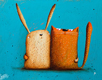 cat&rabbit