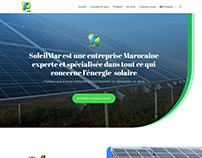 Soleilmar website