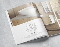 Bathroom furniture catalogue - CGI