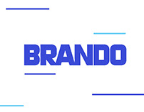 Branding TV. Grafica animada