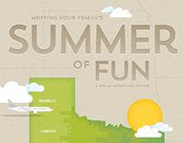 Summer Fun Map